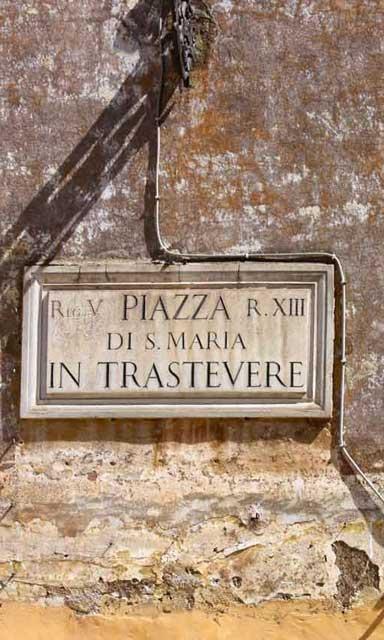 sign-piazza-maria-trastevere
