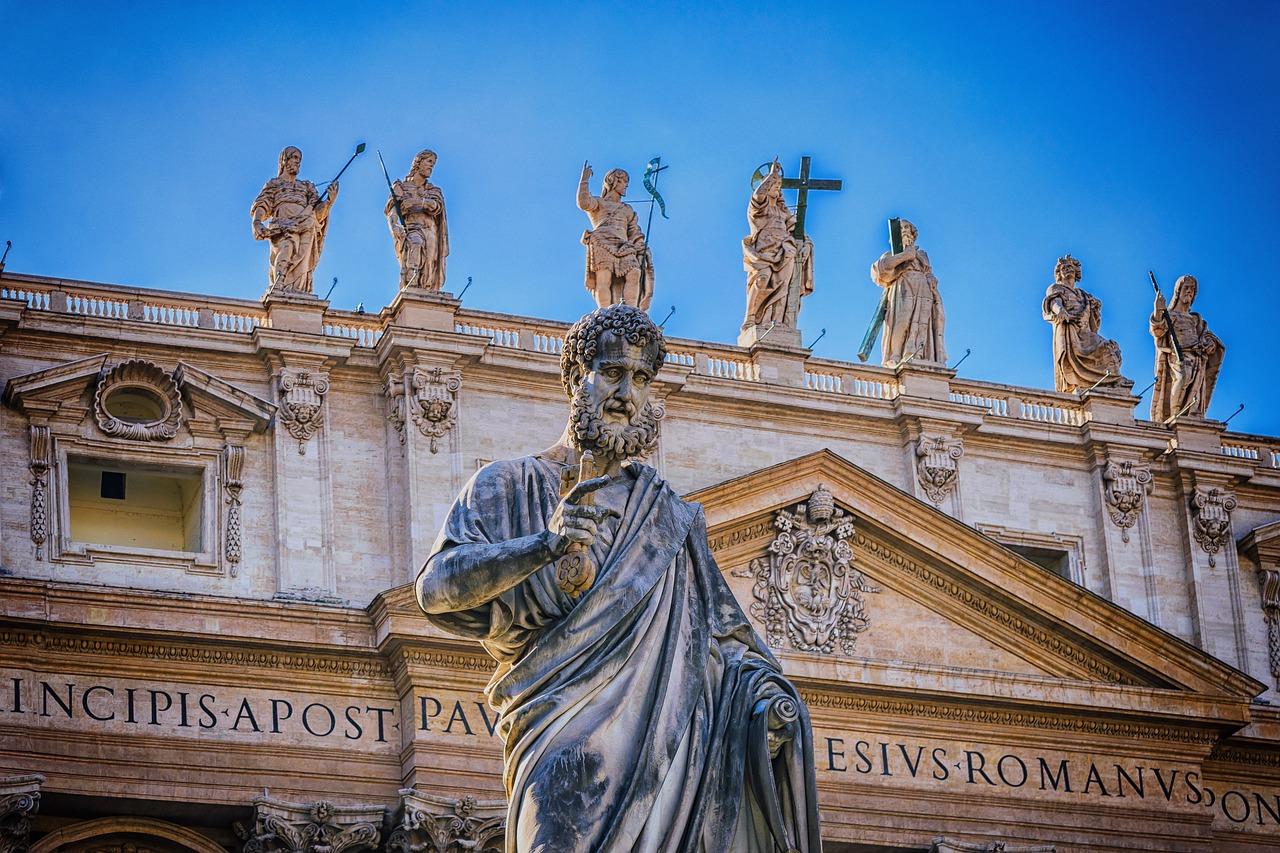 apostles in rome