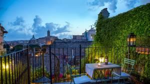hotel, roman forum, the inn at the forum