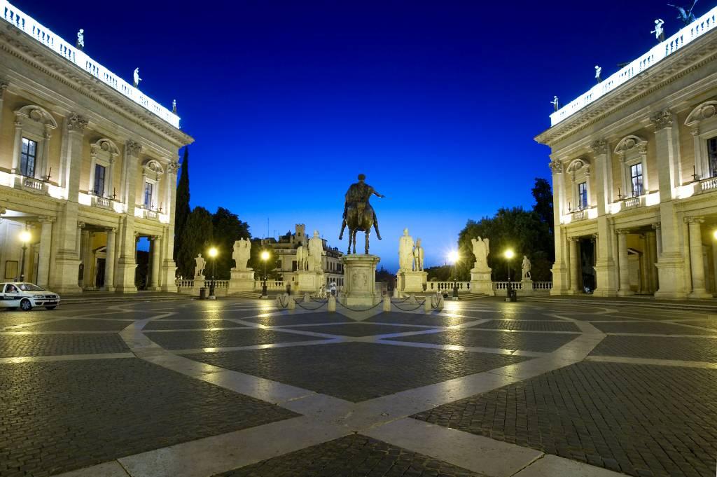 Best piazzas in Rome - Piazza del Campidoglio
